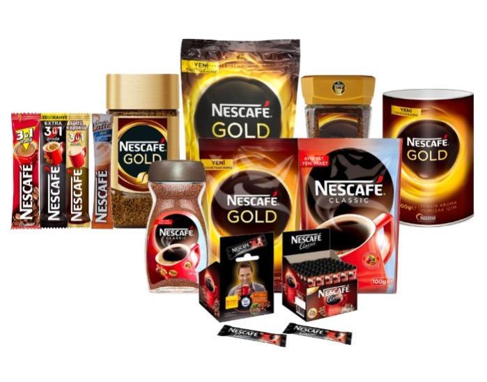 Nescafe  - Kahve Çeşitleri toptan satışı