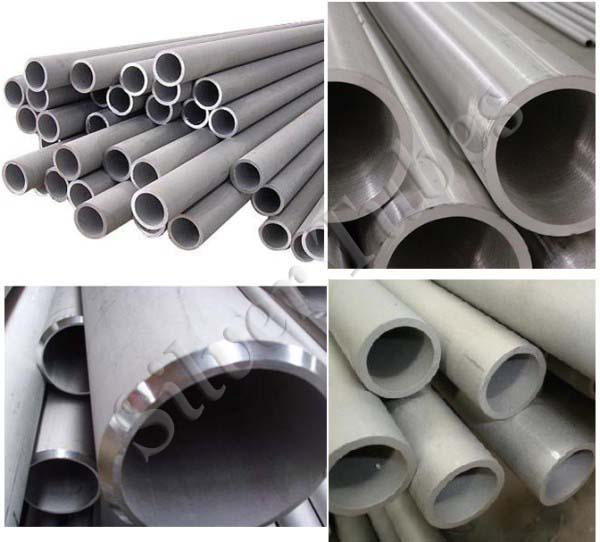 Inconel Pipes (UNS N08800, UNS N08825)