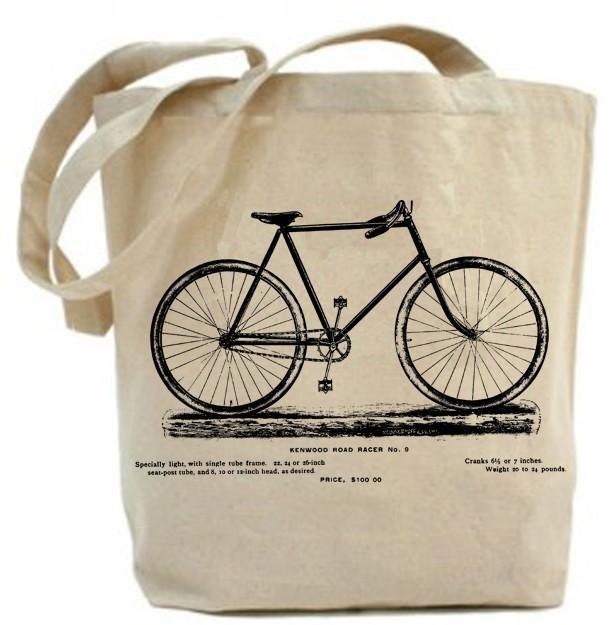 CANVAS BAG  - LARGE  CANVAS BAG