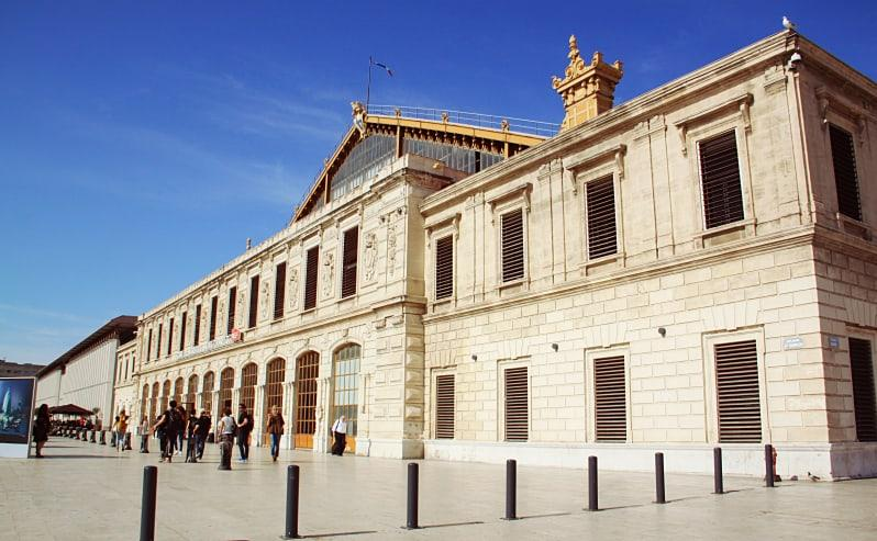 Marseille and Aix-en-Provence Train Station Transfer -