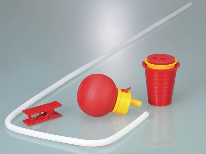 OTAL® disposable hand pump - Container pump, universal bung