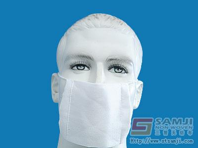 Gauze face mask - FG-0071