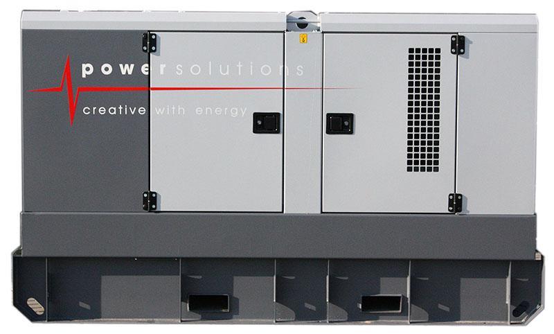 Générateur 110 kVA - Fiche technique - Générateur 110 kVA