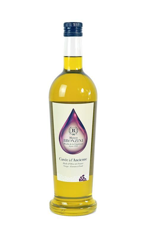 Cuvée à l'Ancienne Olivia 75CL - Produits oléicoles