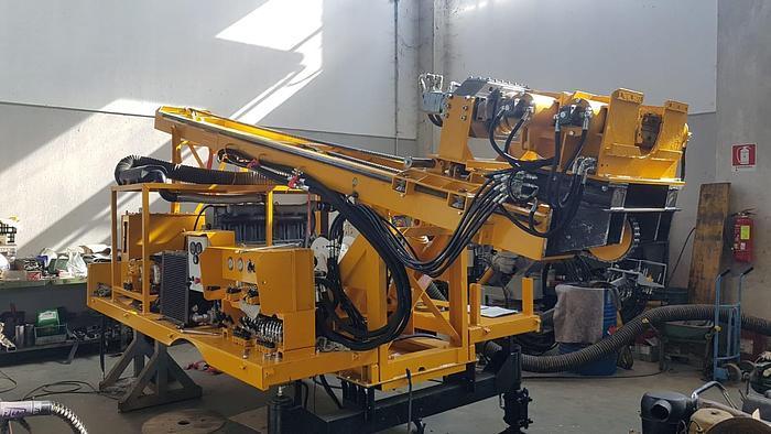 Atlas Copco A65 - Drilling rig