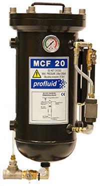Vessel Filter Profluid MCF 20 -