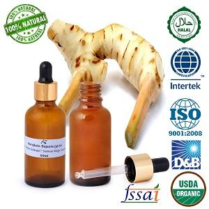 Ancient healer Galangal Siamese Ginger oil - Galangal Siamese essential oil  Ginger oil