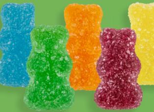 Vegan Cbd Gummies - Pectin CBD Sweets