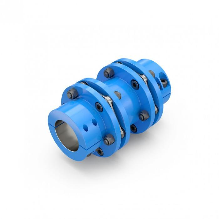 FlexDur | FD - Torsionally rigid all steel coupling