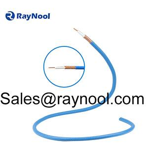 Raynool plenum rated coaxial cable 1/4''S - Low Loss coax cable for DAS & Small Cell