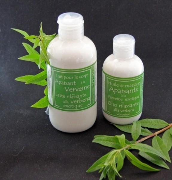 Latte alla verbena - Prodotti da massaggio