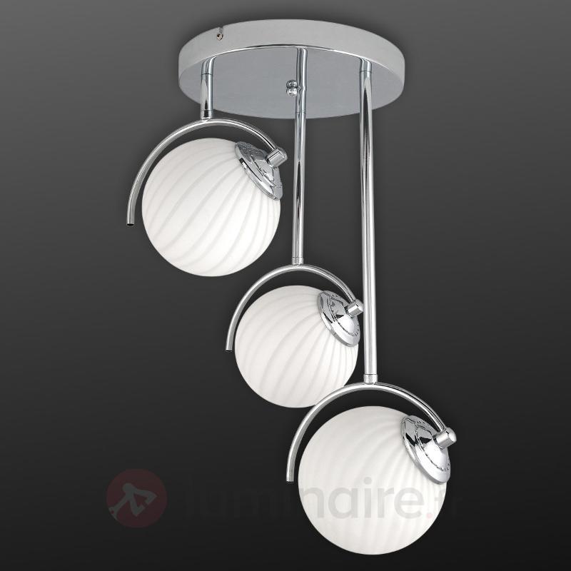 Fascinante suspension Galea, 3 lampes - Toutes les suspensions