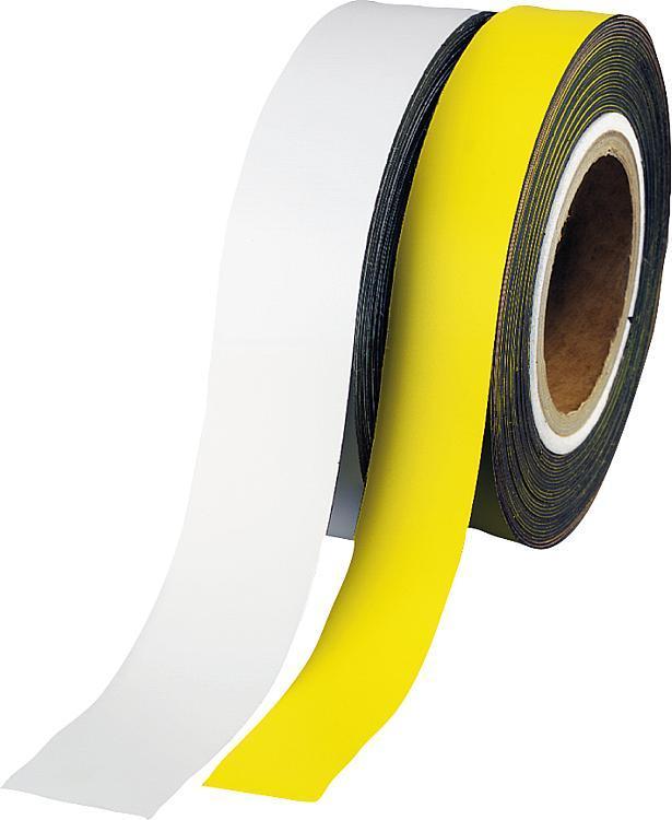 Bande magnétique en rouleau - Rubans de précision Etiquettes et pochettes magnétiques Filets de...