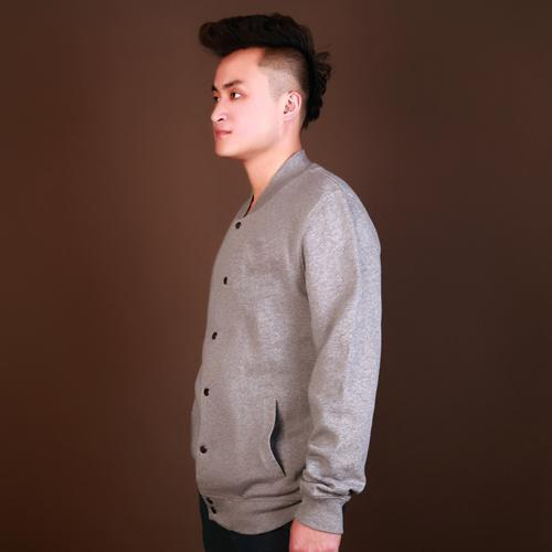 Длинный рукав печати бейсбол мужская куртка толстовки - Анти-Пилинг, Anti-Shrink, против морщин, дышащий, Eco-Friendly, плюс размер