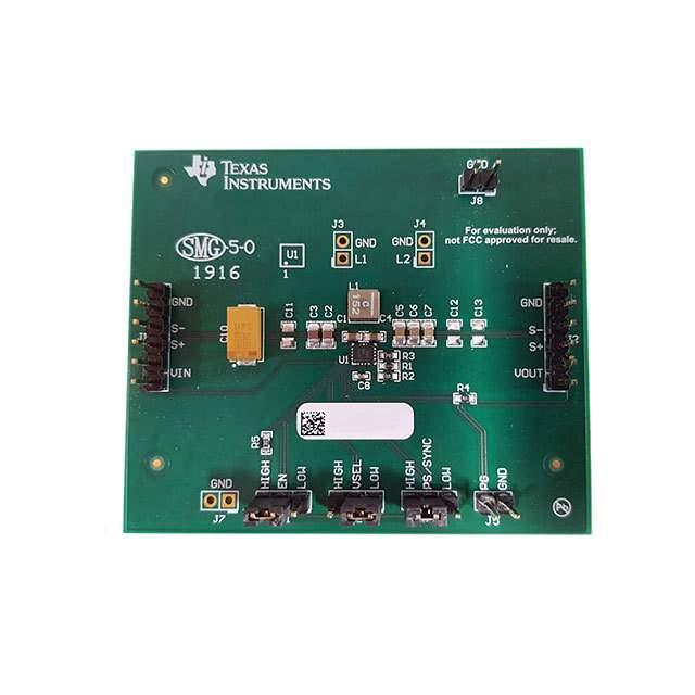 BUCK-BOOST CONVERTER EVAL MODULE - Texas Instruments TPS63070EVM-693
