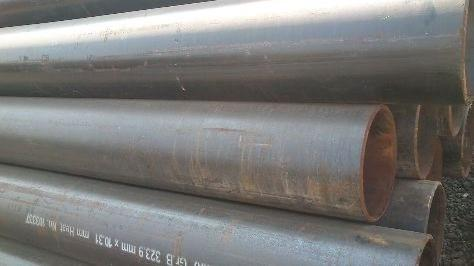 X65 PIPE IN MOROCCO - Steel Pipe