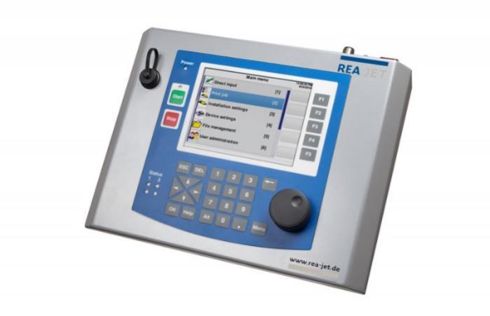 Włókniste laserowe systemy znakujące - REA JET FL - nadaje się do trwałego, zamkniętego znakowania metali i tworzyw sztucznych