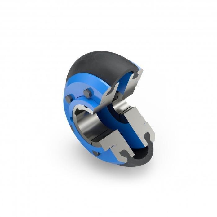 Highly-elastic coupling - MULTI CROSS RILLO | MCR - Highly-elastic coupling - MULTI CROSS RILLO | MCR