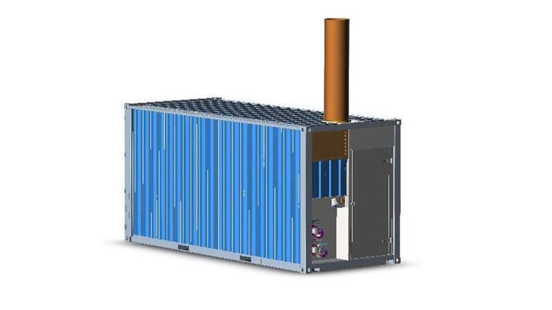 2500 Kw Boiler - Heizung Und Kühlung