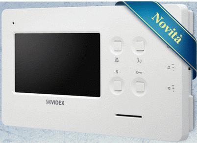 Videocitofono serie 6400