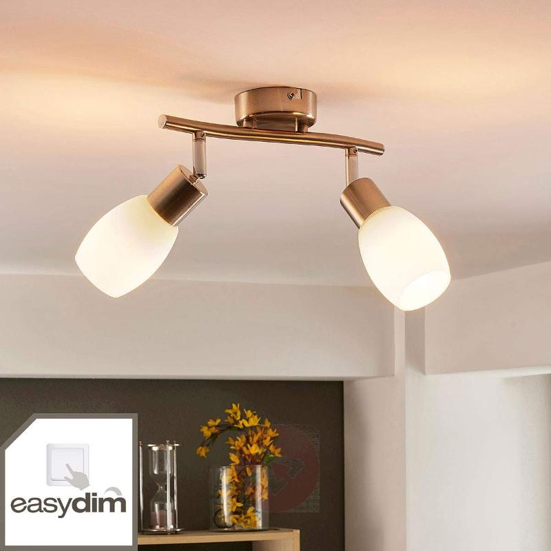 Arda LED spotlight for walls and ceilings, Easydim - Spotlights