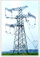 STEEL STRUCTURE 500KV Combined Steel Pipe Tower...