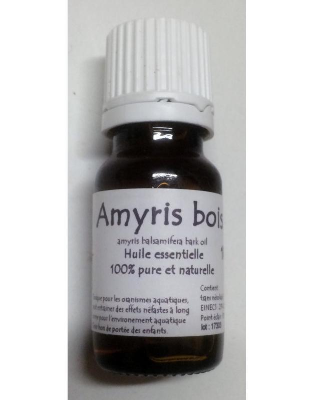Amyris - HUILES ESSENTIELLES