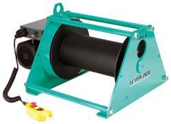 Treuil électrique pour charge de 600 à 7 500 kg - null