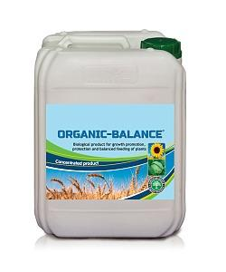 ORGANIC-BALANCE - Stimulate crop growth and development, resistance to stress, disease, and provid