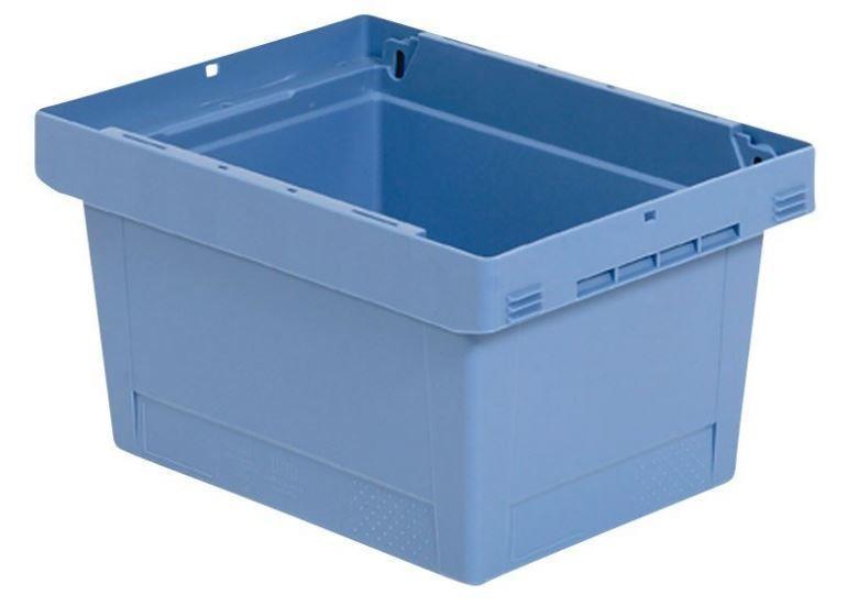 Nestbarer Behälter: Nestro 6417 D - Nestbarer Behälter: Nestro 6417 D, 610 x 400 x 190 mm
