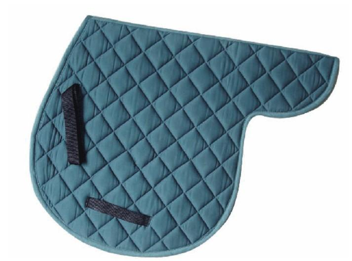 Polyester filling jumping horse saddle pad - Horse Saddle Pad