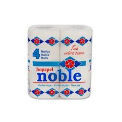 Higiénico BOPAPEL NOBLE P4 - Papel higiénico