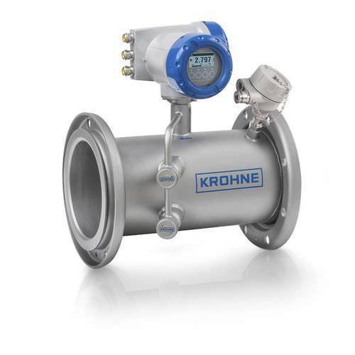 OPTISONIC 7300 Biogas - Biogas flow meter / ultrasonic / in-line