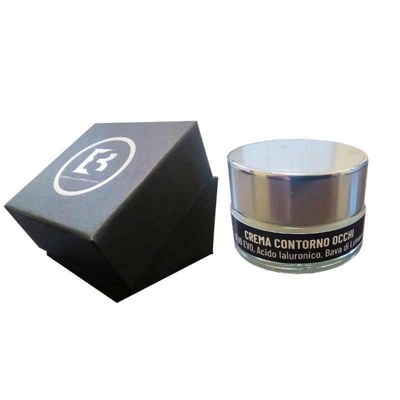 Crema Controno Occhi 15 Ml - Bio Cosmetica