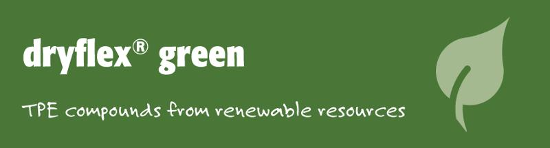 TPE from renewable resources - null