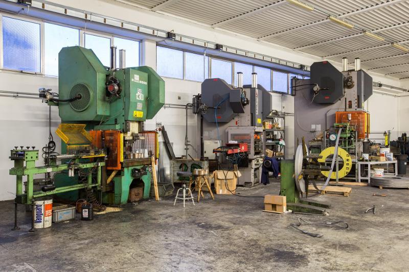 Stampaggioa nastro in provincia di Treviso - Lavorazioni di stampaggio a nastro in provincia di Treviso