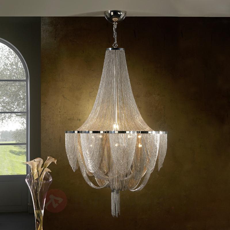 Lustre Minerva à 15 lampes - Lustres designs, de style