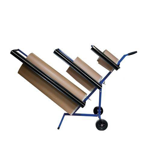 Paper standard for 3 rolls (30, 60 and 90cm) - null