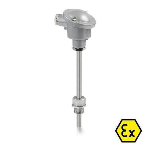 OPTITEMP TRA-S12 - Sonda de temperatura de resistencia / de rosca / IP68