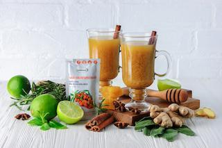Very Berry Tea - Bestseller - natural berry drinks
