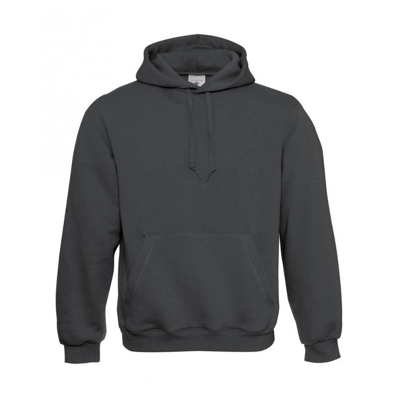 Sweat shirt à capuche doublée - Avec capuche