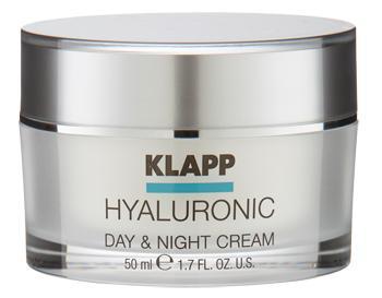 DAY & NIGHT CREAM - HYALURONIC 50 ml