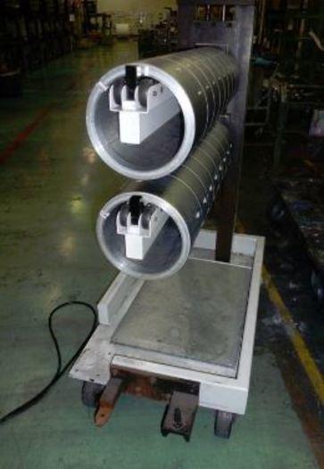Zubehör und Handlingsgeräte zu Anlagen und Maschinen - null