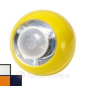Spot LED boule de lumière tendance LLL 120° - Appliques LED