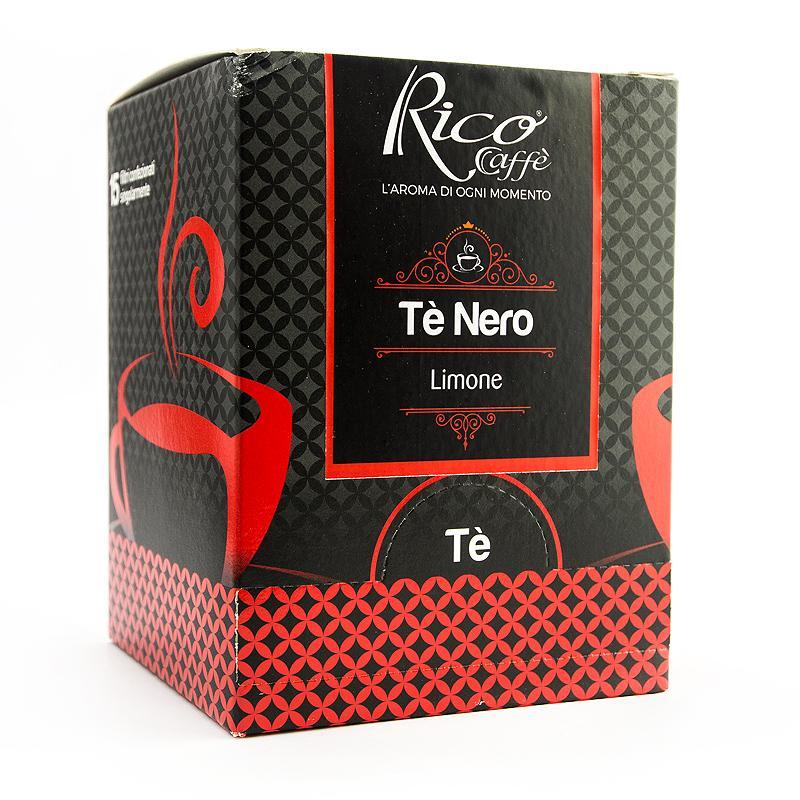 Tè Nero Limone - Le Specialità