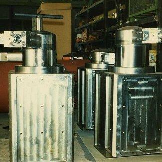 Cilindri morsa stiratrice 800 tonnellate - Cilindri speciali