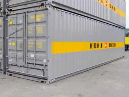 Dry Bulk Containers - Designed and built for intermodal transport and storage of dry bulk cargoes