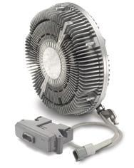 Fans and Fan Drives  - Viscous Fan Drives and Controllers