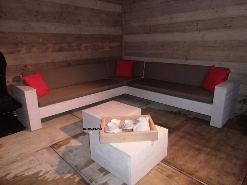 Lounge banken hoekbanken