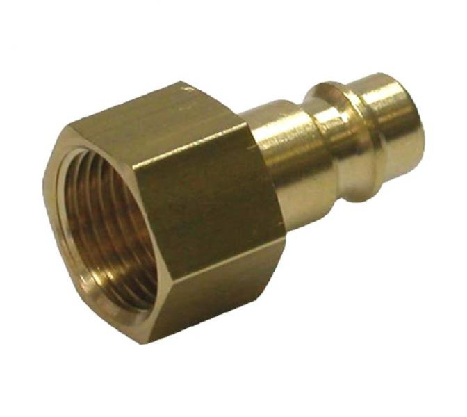 Male IG M 16X1,5 air coupling - With inner thread